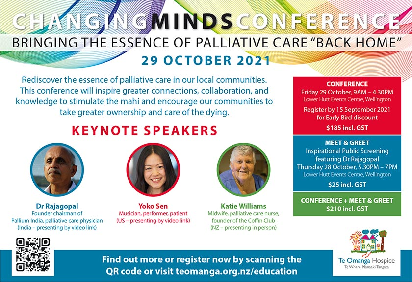 Changing Minds Conference