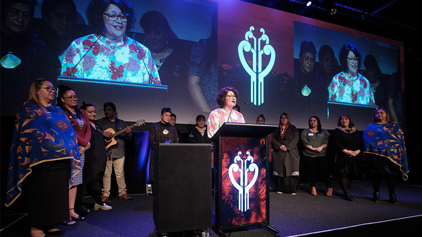 'Be inspired' – heed call of the maunga It was a time for inspiration, whanaungatanga and important information.