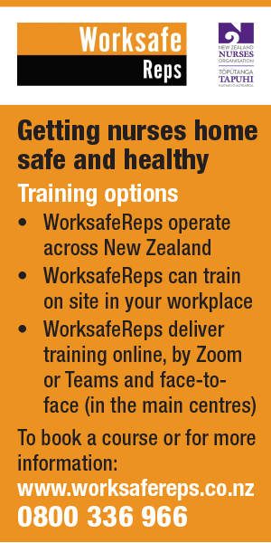 Worksafe Reps